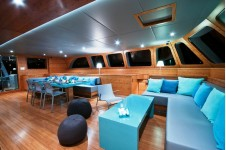 Sunreef 114 CHE -  Salon